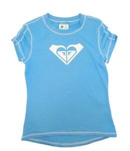 Roxy Roxy S/S Swim Shirt Light Blue