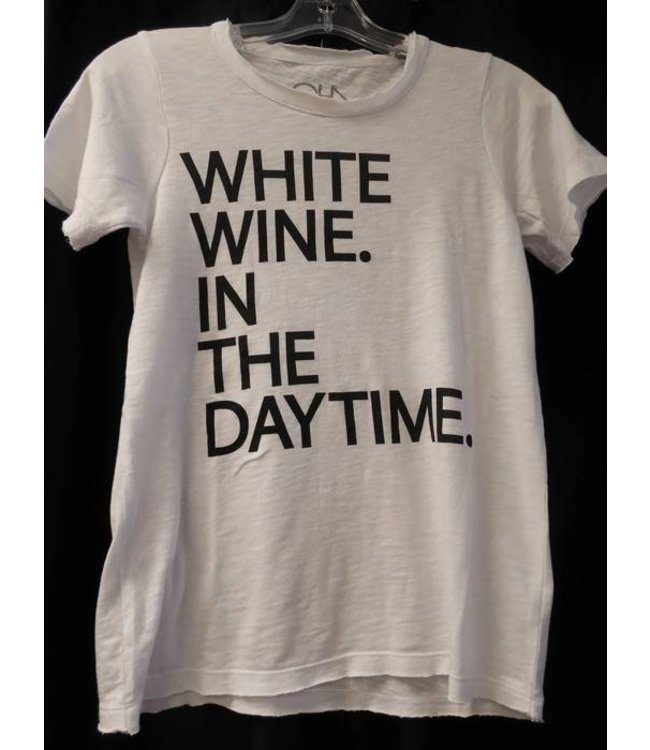 Chaser Women Chaser Wine Daytime Shirt White