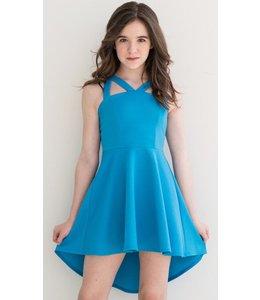 Sally Miller Sally Miller Jessie Dress Turquoise