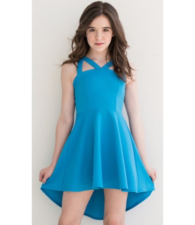 Sally Miller Sally Miller Jessie Dress Turquoise