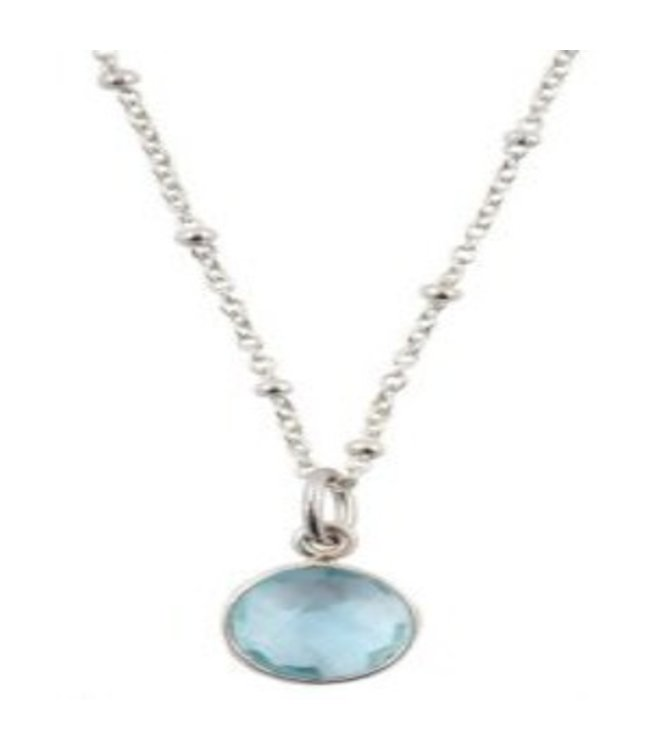 Tiffany Jazelle Tiffany Jazelle Cirlce of Light Necklace