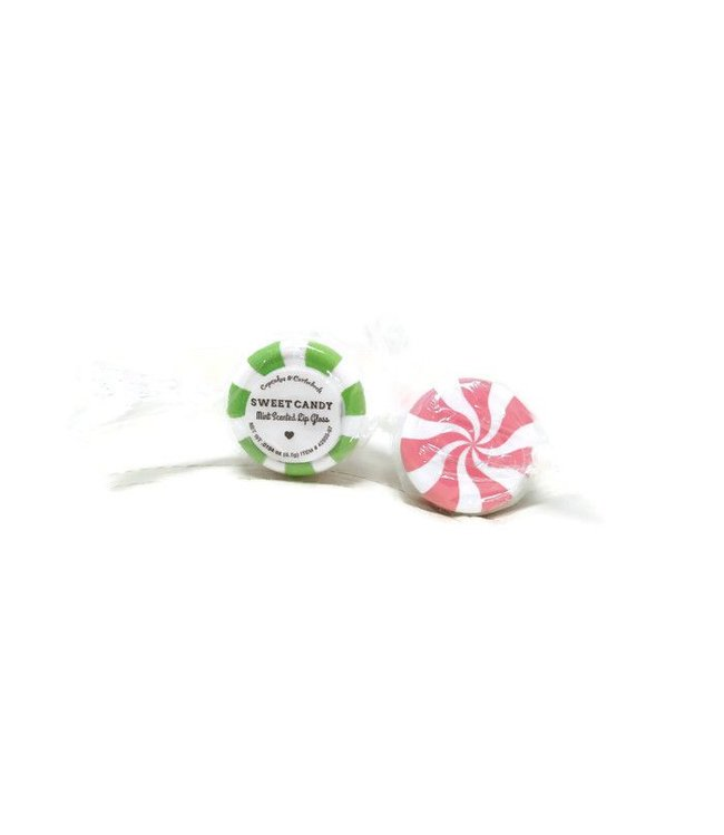 Two's Company TC Candy Mint Scented Lip Balm
