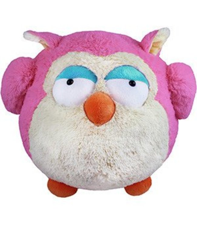 Squishables Squishable Pink Owl