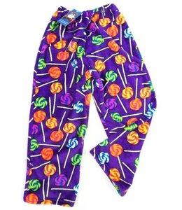 Confetti & Friends Confetti & Friends Fuzzy Lollipop Pant Purple/Multi