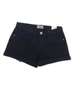 Mayoral Basic Denim Shorts Navy