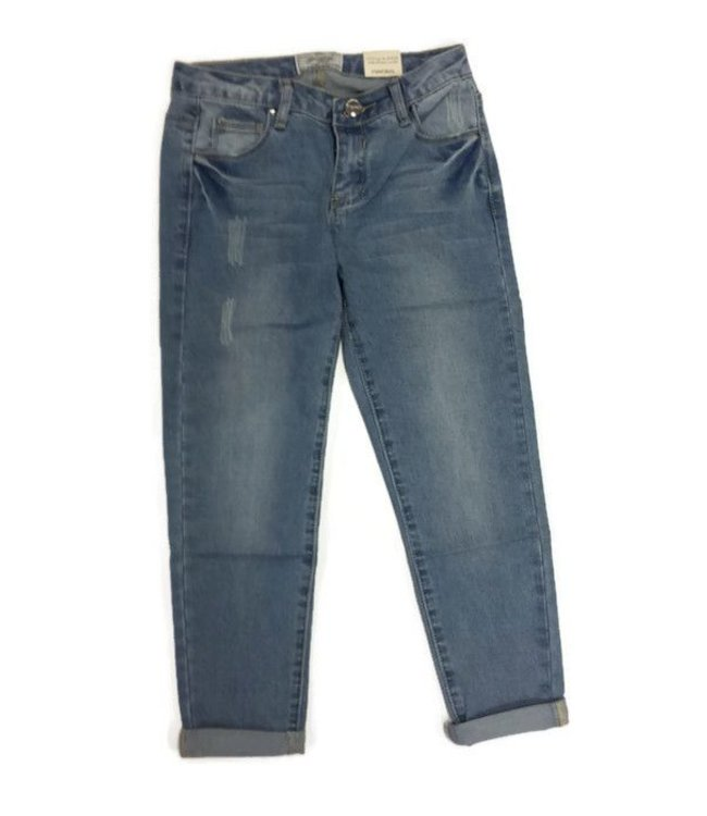 Mayoral Jean Pedal Pusher Light Blue