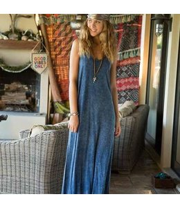 Natural Life Natural Life Alisha Maxi Dress Navy