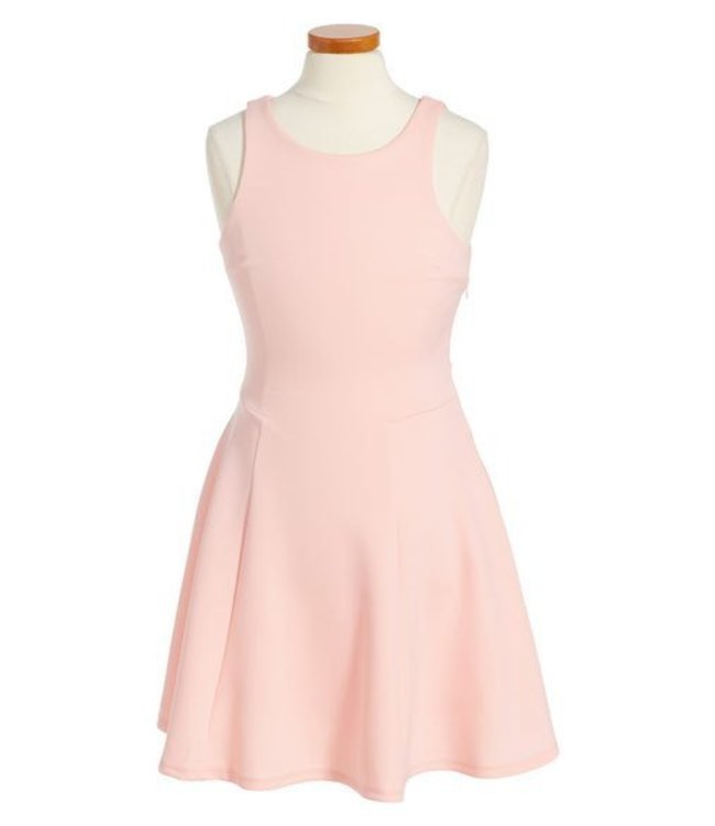Miss Behave Miss Behave Jessica Peach Dress Peach