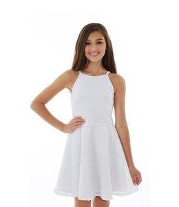 Sally Miller Sally Miller Addison Dress White