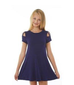 Sally Miller Sally Miller Barday Dress Navy