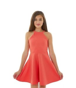 Sally Miller Sally Miller Emily Dress Coral