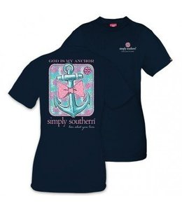Simply Southern Simply Southern Anchor Navy/Multi