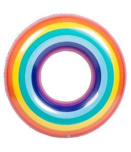 Sunny Life Pool Ring Rainbow