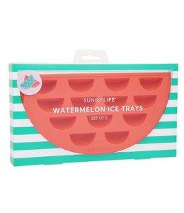 Sunny Life Watermelon Ice Trays