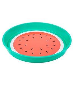Sunny Life Watermelon Round Tray