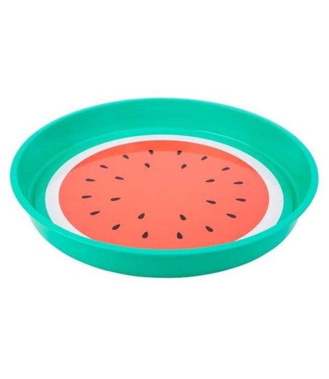 Watermelon Round Tray