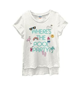 Junk Food Junk Food Pool Party Shirt Tusk