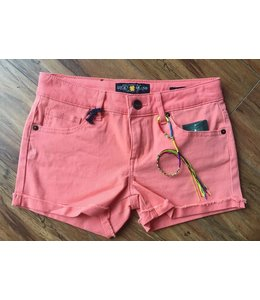 Lucky Brands Lucky Brand Big Riley Twill Short Shell Pink