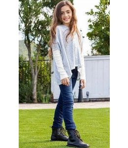 Ragdoll and Rockets Ragdoll & Rockets Mary Denim Jean Pant Washed Indigo