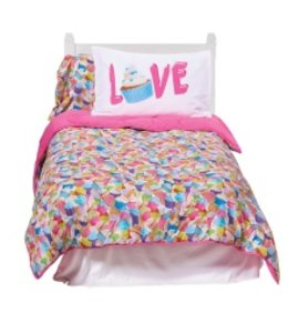 iScream Iscream Cupcake Comforter Multi
