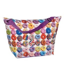 iScream Iscream Assorted Donuts Weekender Bag Multi