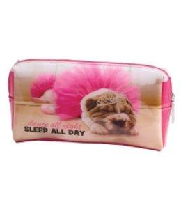 iScream Iscream Avanti Sleep All Day Cosmetics Bag Pink/Multi