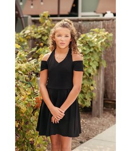 Sally Miller Sally Miller Lucy Dress in Black