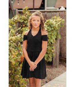 Sally Miller Sally Miller Lucy Dress in Black