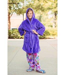 Confetti & Friends Confetti & Friends Fuzzy Ice Cream Cone Pant Purple/Multi
