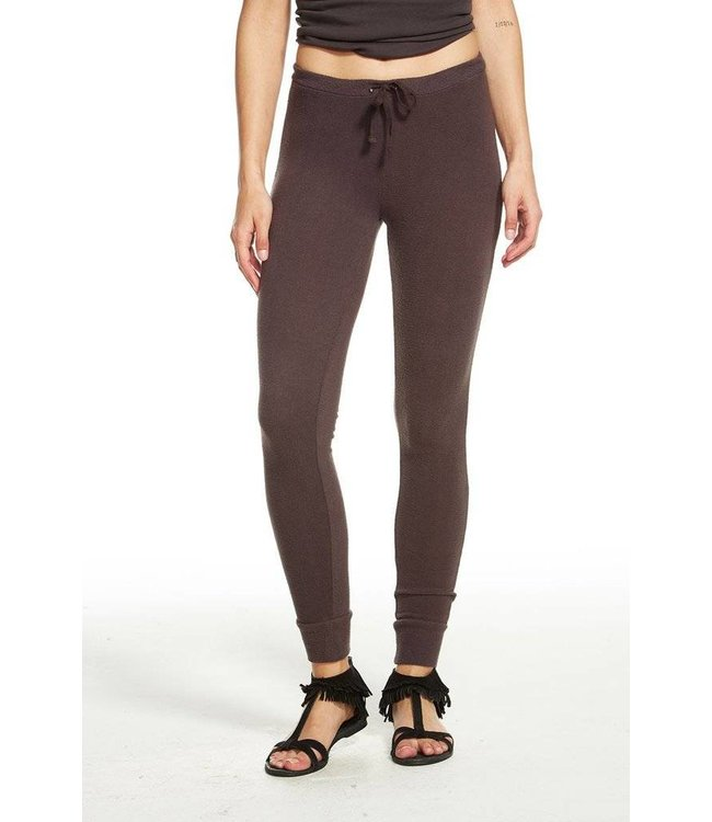 Chaser Women Chaser Love Knit Legging Asphalt