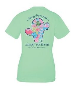 Simply Southern Simply Southern Point Shirt Julep