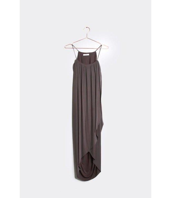 Mod Ref Sienna Dress Dusty Grey