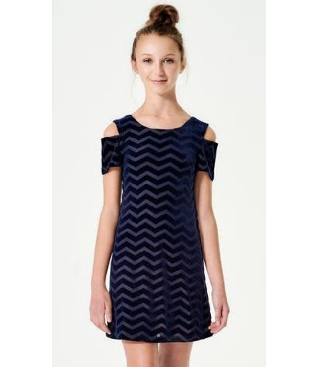 Sally Miller Sally Miller Madeline Dress Navy
