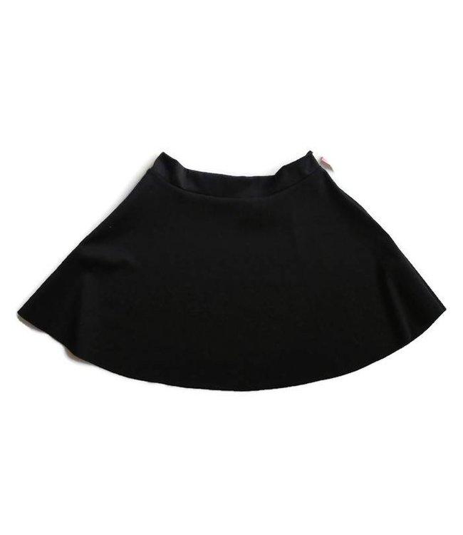 So Nikki So Nikki Skater Skirt Black