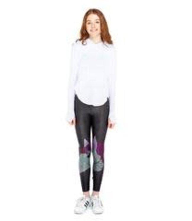 Zara Terez Tweens Terez Crystal Emoji Unicorn Leggings