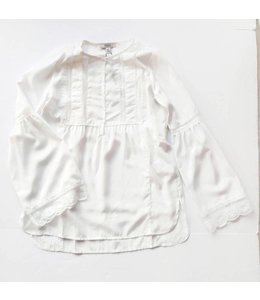 Silver Jeans Company L/S Blouse Off White