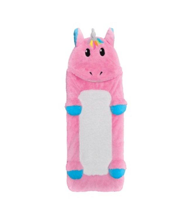 iScream Unicorn Sherpa Sleeping Bag