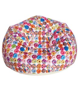 iScream Iscream Assorted Donuts Blow-Up Chair