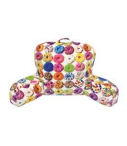 iScream Iscream Assorted Donuts Lounge Pillow