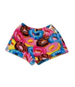 Confetti & Friends CF Fuzzy Donut & Frap Short Multi