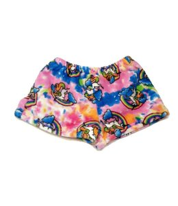 Confetti & Friends CF Fuzzy Unicorn Short Pink/Multi