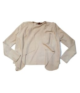 7 For All Mankind Jacket Oatmeal