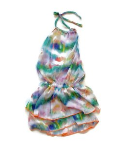 Penelope Dress Tie Dye Sunrise