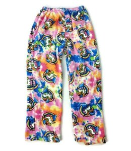 Confetti & Friends CF Fuzzy Unicorn Pant Pink/Multi