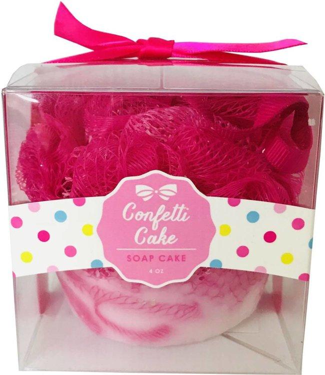 Feeling Smitten Feeling Smitten Confetti Cake Cupcake Soap Case