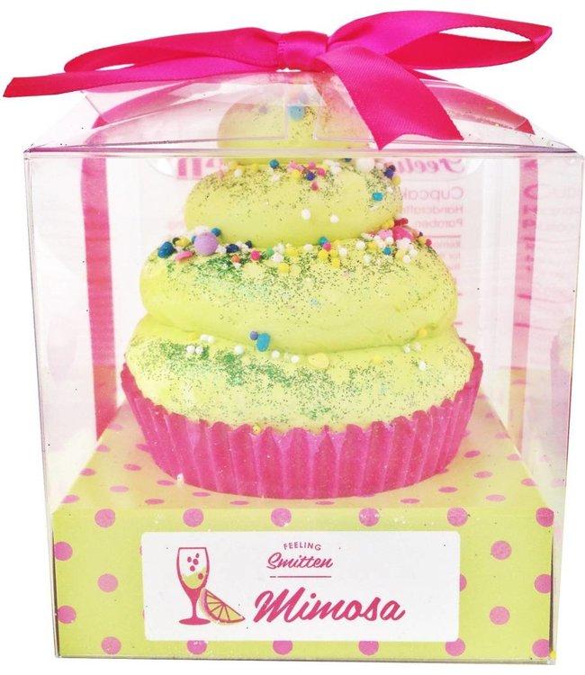 Feeling Smitten Feeling Smitten Large Mimosa Cupcake Bath Bomb