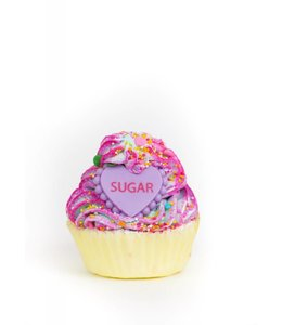 Feeling Smitten Feeling Smitten Large Sweet Tart Cupcake Bath Bomb