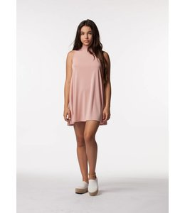 PPLA Tween PPLA Charlene Knit Dress Pink