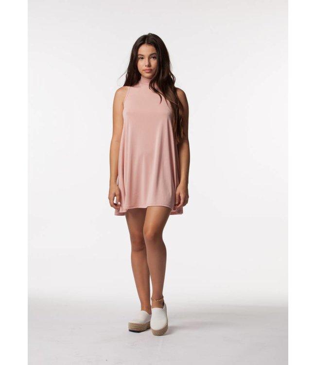 PPLA Tween PPLA Charlene Knit Dress Pink