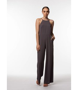 PPLA Ruby Woven Jumpsuit Shadow Blue